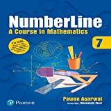 Numberline: Mathematics Books by Pearson for ICSE Class 7