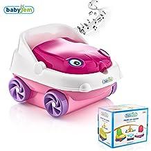 Babyjem ART-111 Müzikli Bebek Lazımlık