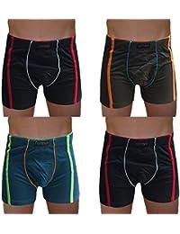 6er Pack Kinder Jungen Boxershorts von Remixx Größe 122-174