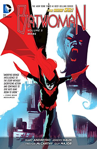 Batwoman Volume 5: Webs TP (The New 52) (Batwoman: The New 52!)