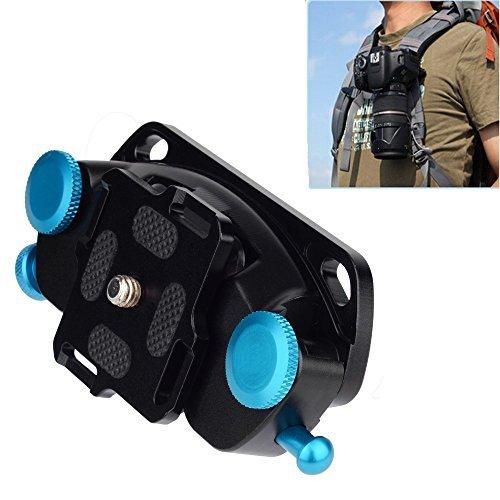 Fomito Kameragurt, mit Schnellverschlussriemen, 10,2cm Schraube, polierte Oberfläche, für DSLR-Digitalkamers, SLR-Kameras, GoPro und weitere Test