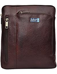 Adone Leather Brown Sling Bag