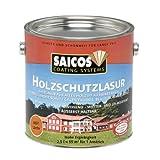 Saicos 0031 501 Holzschutzlasur lärche 2.5 Liter