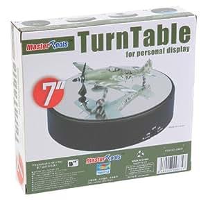 Trumpeter Turntable Display - 182 x 42mm - TRU09835
