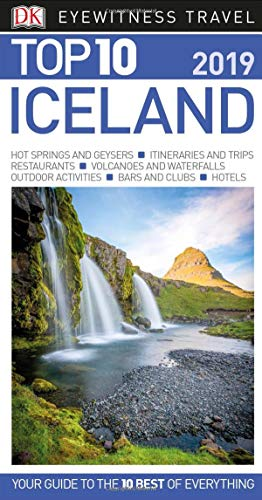 Iceland. Top 10. Eyewitness Travel Guide (DK Eyewitness Travel Guide) por Vv.Aa