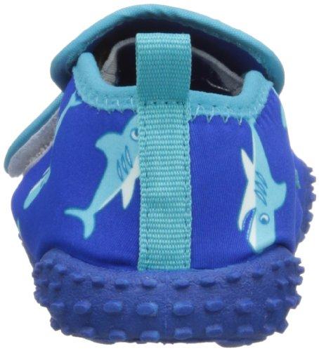 Playshoes-Aquaschuhe-Badeschuhe-Hai-mit-UV-Schutz-174773-Jungen-Dusch-Badeschuhe