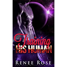 Training His Human: An Alien Warrior Romance (Zandian Masters Book 3)
