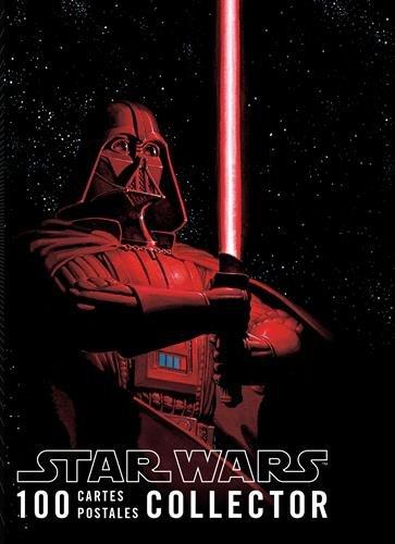 Star wars, 100 cartes postales collector