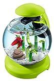 Tetra Cascade Globe Aquarium pour Aquariophilie Vert 6,8 L