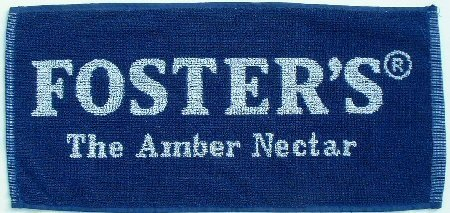 fosters-lager-amber-nectar-cotton-bar-towel-20-x-10-pp-by-signs-unique