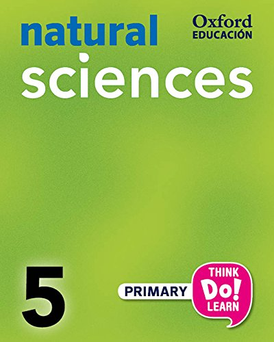 Think Do Learn Natural Science 5º Primaria Pack (Libro y audio descargable) - 9788467384208
