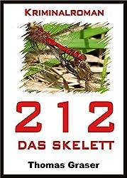 212 - Das Skelett (Kriminalroman)