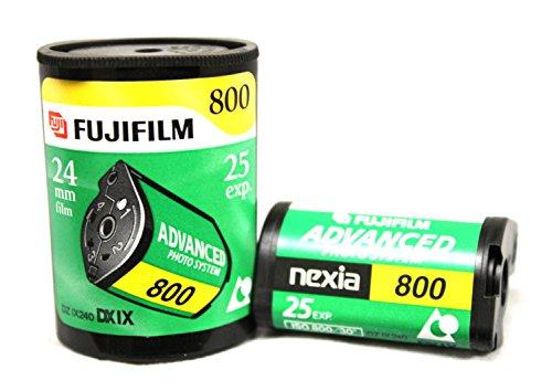 Fuji Nexia 800 APS-Farbfilm (à 25 Bilder)