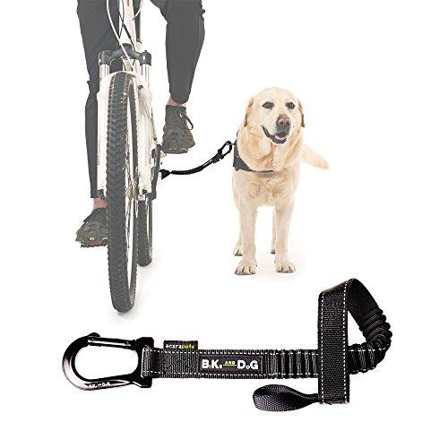 BIKE AND DOG Fahrrad Hund: um einen oder mehrere Hunde mit dem Fahrrad auszuführen. Patentiertes Produkt.