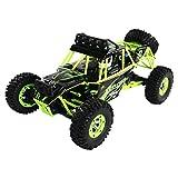 RC 2,4Ghz Rock Crawler 1:12 ferngesteuertes Fahrzeug 4WD Monster Truck Offroad Car mit Licht Ferngesteuertes Auto