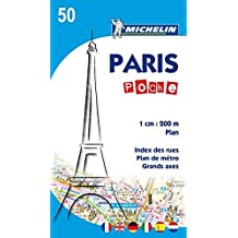 Plan de Paris poche