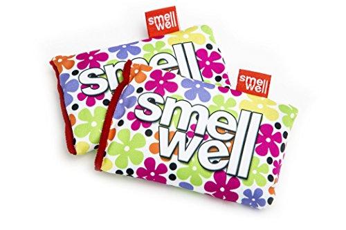 Smellwell Anti geruchs kissen Flower Power Multi