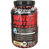 Bluebonnet Nutrition Extreme Edge Whey Protein Isolate Vicious Vanilla, 2.2 Lbs