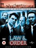 Law And Order - Series 1 (6 Dvd) [Edizione: Regno Unito] [Edizione: Regno Unito]