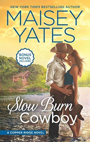 Slow Burn Cowboy Maisey Yates