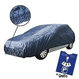 Ganzgarage M für Kleinwagen Winter geeignet 432x165x119cm Set