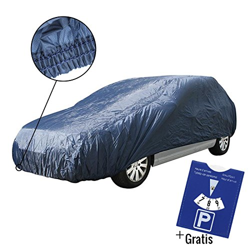 Ganzgarage XL für Kombi Limousinen Winterfest 485x151x119cm Set