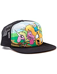 Adventure Time - Casquette trucker Characters