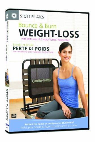 Stott Pilates Bounce und Brennen Gewichtsverlust mit Reformer und Cardio-Tramp Rebounder (Englisch/Französisch)