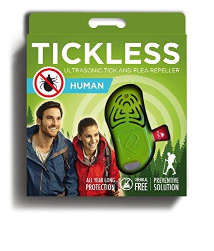 Tickless-Human - Ultraschall Zecken und Floh Abwehr für Erwachsene