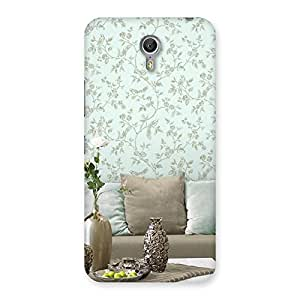 Neo World Pastel Cusions Back Case Cover for Zuk Z1