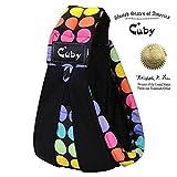 CUBY - Porte bébé Connection - Ergonomique de la naissance à 36 mois - Le porte-bébé sling à poche pratique et facile à installer - 100% Cotton