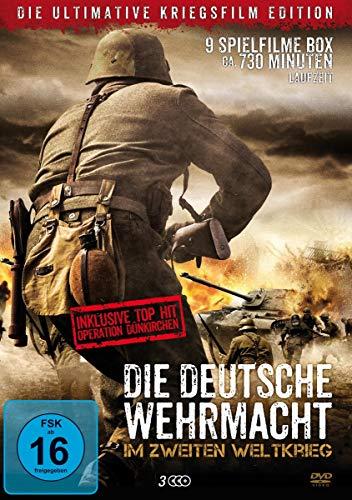 Die ultimative Kriegsfilm-Edition (9 Filme auf 3 DVDs)