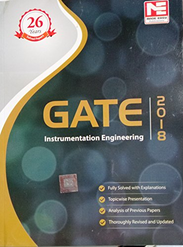 GATE 2018: Instrumentation  Engineering Solved Papers
