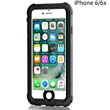 Coque Étanche iPhone 6/6s, Meritcase 4,7' Housse Étui IP68 Waterproof Case...