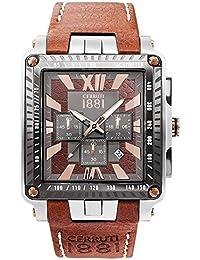 Cerruti 1881 CRA012STU20BR Reloj de pulsera para hombre