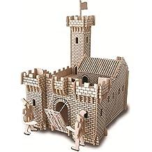 Beistle 3D-Tischdeko Ritterburg 46 cm