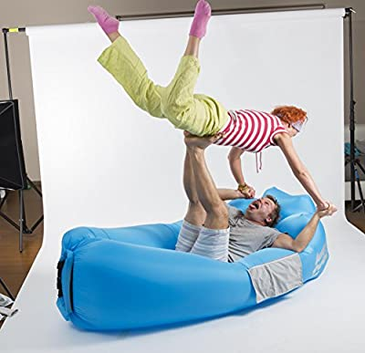 LazyTube Inflatable SOFA is Like a Cloud, Giving You Pure, Clear, and Happy Thoughts When You Lie on It. Our Blow Up Lounger is Perfect For a Couple In Love, for Grannies or for a Serious Rock Star - cheap UK light shop.