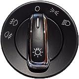 Aerzetix: Commodo interrupteur bouton phares feux avant compatible 3BD941531A C16174