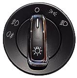 Aerzetix: Commodo Schalter Scheinwerfer Lichtschalter konform 3BD941531A C16174