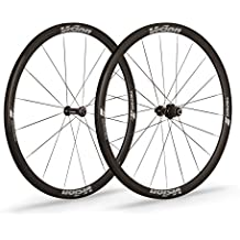 Vision - 2 ruedas Team 35 Comp ultraligeras Clincher de 35 mm, compatibles con Shimano