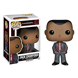 Hannibal TV Jack Crawford Pop Vinyl Figure by FunKo