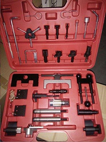 SLPRO® Motor Arretierwerkzeug Einstell Zahnriemen Werkzeug Satz VAG Audi Seat Skoda VW