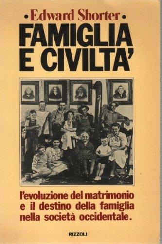 Famiglia e civiltà