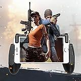 #10: Ocamo Mobile Game Controller Shooter Trigger Fire Button/Handle for PUBG