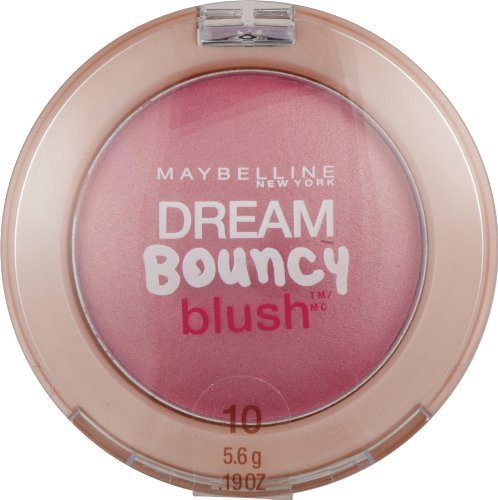 Dream Blush Bouncy (Maybelline Dream Bouncy Blush 10 Pink Frosting by Maybelline)