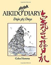Aikido Sketch Diary: Dojo 365 Days