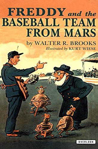 Freddy and the Baseball Team from Mars (Freddy the Pig Book 23) (English Edition)