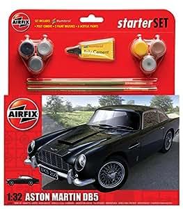 Airfix - A50089 - Maquette - Medium Starter Set - Aston Martin DB5 - Echelle 1:32