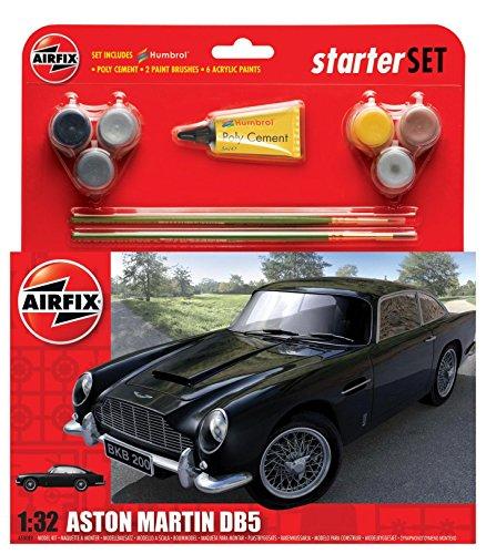 airfix-132-scale-aston-martin-db5-model-medium-starter-set