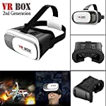 """Brand : US1984 TM   About this product :   This is the best way to get into virtual reality for cheap with comfort and satisfaction! Support 3D side by side video and VR game, you can search for """"3D split screen"""" to find suitable videos to play, you ..."""